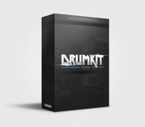 Premade Drumkit Box Design 030