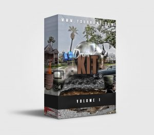 Premade Drumkit Box Design 031