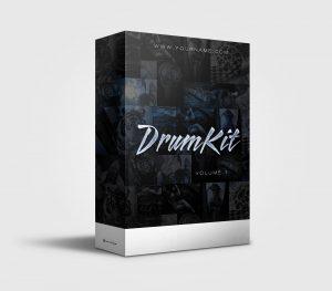 Premade Drumkit Box Design 033