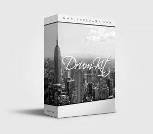 Premade Drumkit Box Design 034