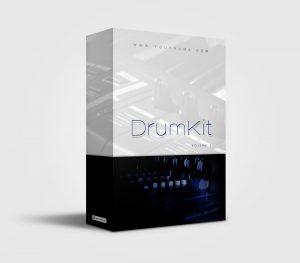 Premade Drumkit Box Design 041