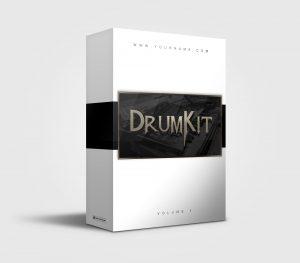 Premade Drumkit Box Design 042