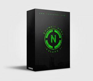 Industrial Target premade Drumkit Box Design