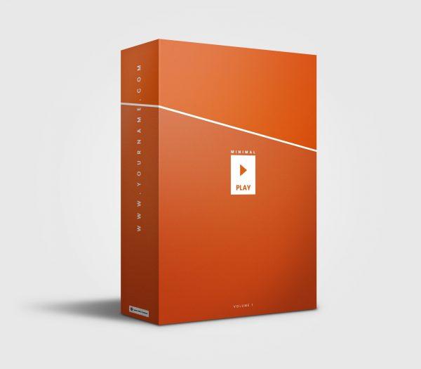 Minimal Play premade Drumkit Box Design