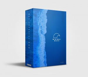 Minimal Wave premade Drumkit Box Design