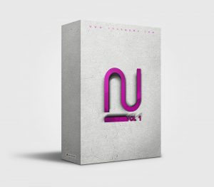 Rounded Wav premade Drumkit Box Design