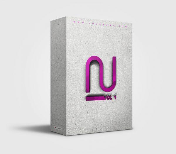Rounded Wav premade Drumkit Box Design