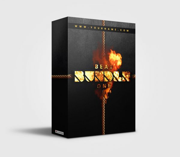 Premade Drumkit Box Design Beat Bundle One