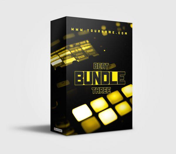 Premade Drumkit Box Design Beat Bundle Three