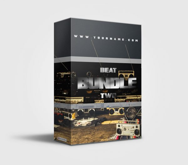 Premade Drumkit Box Design Beat Bundle Two