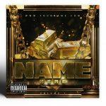 Gold Gang Premade Mixtape Cover Art Design Preview