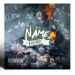 Money Train Premade Mixtape Cover Art Design Preview