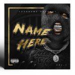 Trap God Premade Mixtape Cover Art Design Preview
