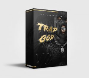 Trap God premade Drumkit Box Design