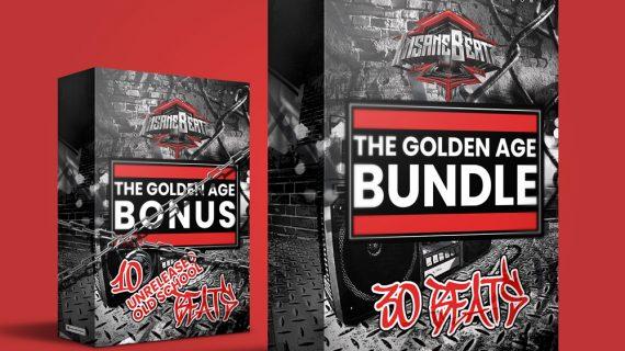 Insane Beatz – Beat Tape – Golden Age Bundle
