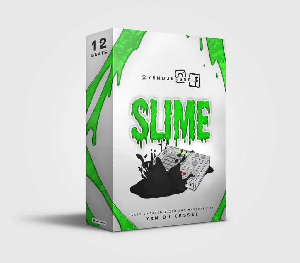 Slime - YRN DJ Kessel Drumkit Custom Design