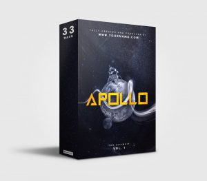 Apollo premade Drumkit Box Design