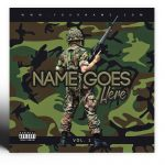 Camouflage Premade Mixtape Cover Art Design Preview