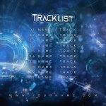 Digital Audio Premade Mixtape Cover Art Design Tracklist Preview