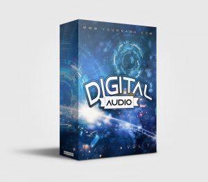 Digital Audio premade Drumkit Box Design
